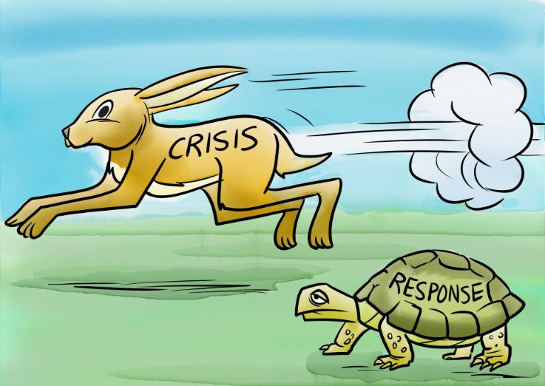Internal Comms Cartoon 18 Feb