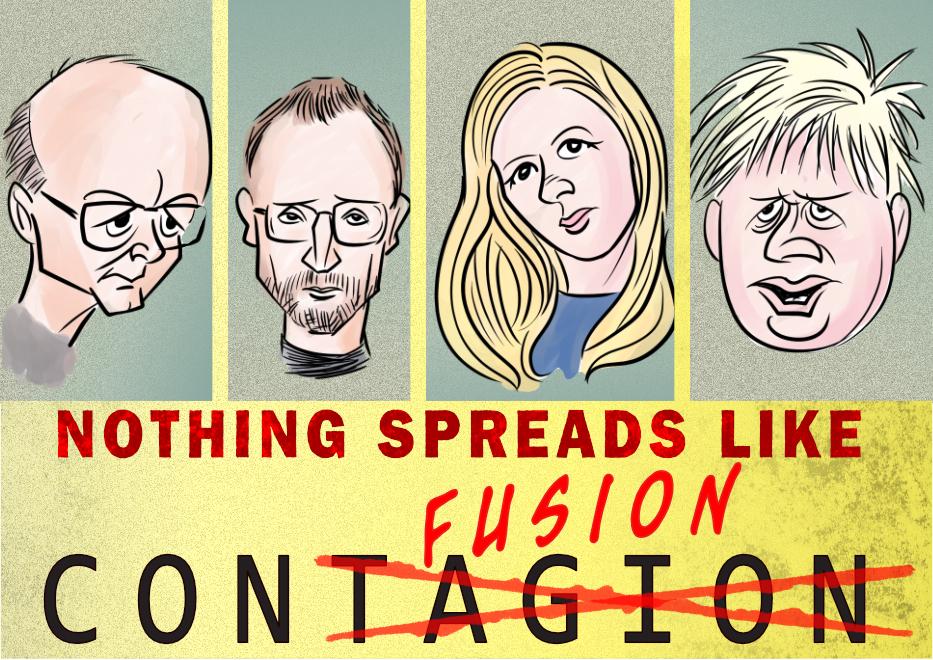 Contagion Cartoon 25 May