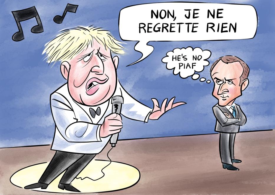 Crisis Communications Sorry Cartoon 18 May